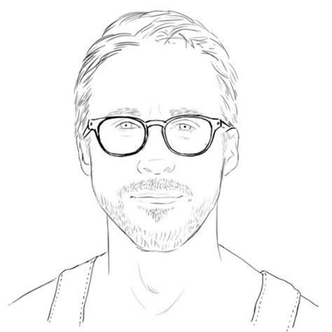 gosling coloring book the reader