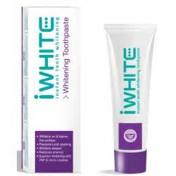 Christmas Bathroom Sets Iwhite Instant Teeth Whitening Toothpaste 75ml Free
