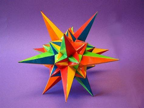 Origami Mathematical Models - 19 best images about math origami on sculpture