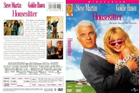the house sitter movie housesitter scan movie dvd scanned covers