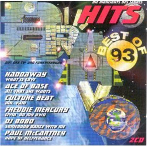 best of 1992 bravo hits best of 93 mp3 buy tracklist