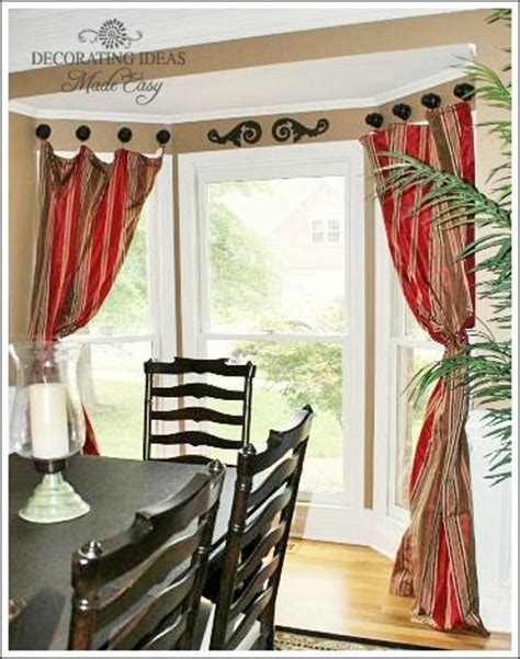 cheap bay window curtains bay window treatments that won t your budget