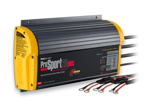 promariner  board battery chargers fishing world