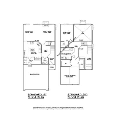 carrington floor plan carrington model in the west lake subdivision in cary