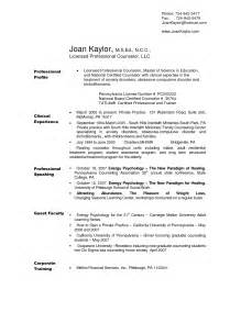 sle resume for and counselor school counselor resume pa sales counselor lewesmr