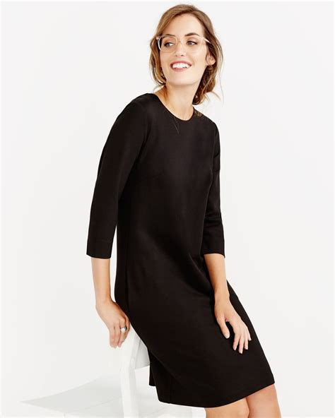 Sleeve Pocket Dress 190 sleeve pocket dress reitmans