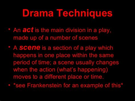 themes in frankenstein chapter 7 frankenstein presentation juniours