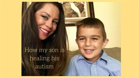 Tuna Ish Given For Autistic Detox by Healing Autism By Detoxing A Vaccine My True Story