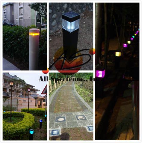 Qatar Thailand Outdoor Park Yard Lawn Decor Solar Garden Solar Lights Thailand