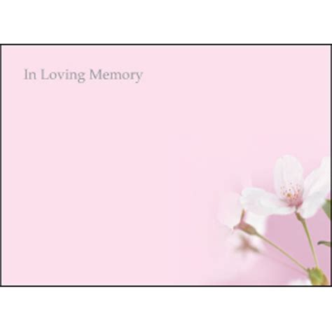 in loving memory templates the gallery for gt funeral clip borders