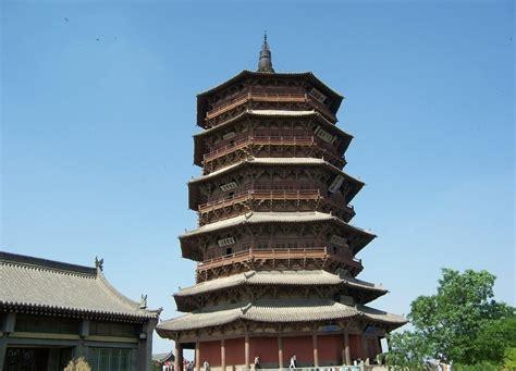 wooden pagoda datong china wooden pagoda tours facts