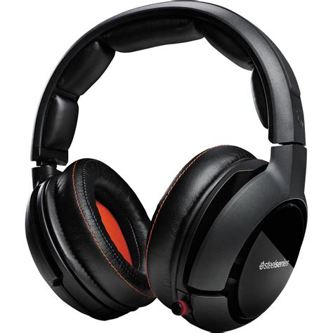 Headset Steelseries H Wireless steelseries h wireless gaming headset and transmitter