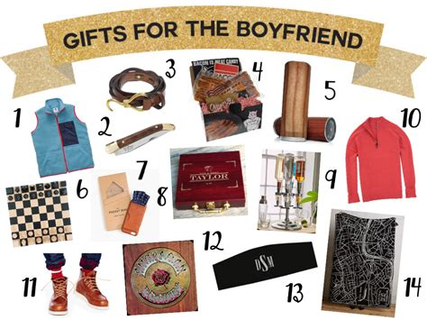 no gift from boyfriend smustyle gift guide for the boyfriend
