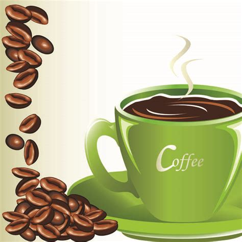 Coffee Bean Vector Free   ClipArt Best