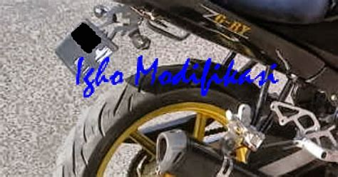 Slebor Depan Drag Variasi spakbor depan variasi yamaha byson motor drag