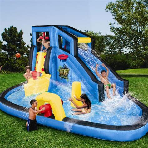 ultimate inflatable backyard water park water parks inflatable water parks inflatable pool