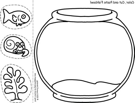 Coloring Pages Fish Nemo by Empty Fish Bowl Coloring Page Awesome Finding Nemo Fish