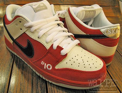 Nike Merqueen Made In 02 made for skate x nike sb dunk low roller derby
