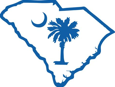 south carolina state sc state flag clipart clipart suggest