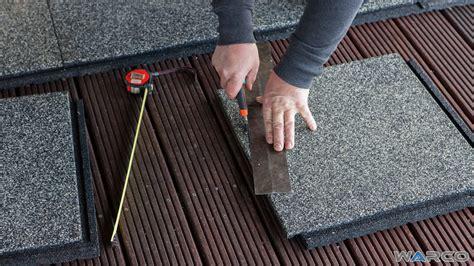 warco platten zuschnitt warco bodenbel 228 ge terrassenplatten