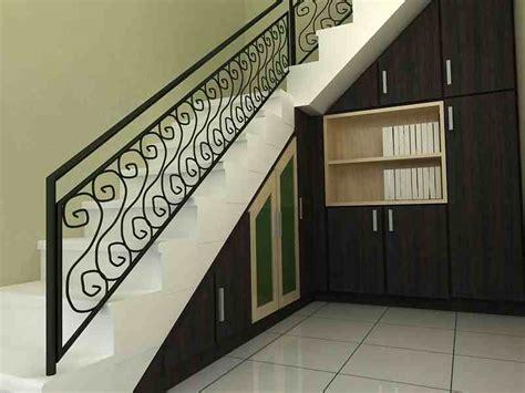 desain dapur minimalis bawah tangga lemari di bawah tangga rumah interior rumah 1746