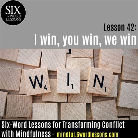 six word lessons for a peaceful divorce 100 lessons to dissolve your marriage with respect and cooperation the six word lessons series books i win you win we win