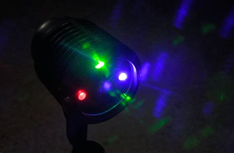 outdoor 240mw rgb laser projector suitable for gardens