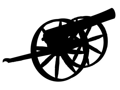 cannon clipart cannon free stock photo domain pictures