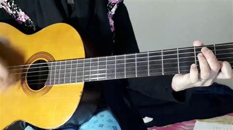 tutorial gitar gaby kunci gitar lagu gaby tinggal kenangan cover youtube
