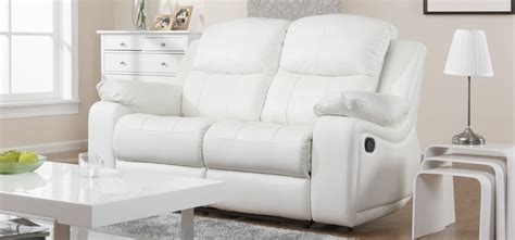 white leather sofa recliner buy cheap white leather sofa compare sofas prices for