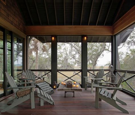 verande design 38 amazingly cozy and relaxing screened porch design ideas