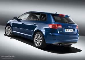 Audi A3 2008 Audi A3 Sportback 2008 2009 2010 2011 Autoevolution