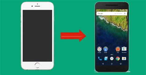 switch from android to iphone how to switch from iphone to android droidviews