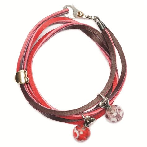 37 best trollbeads leather bracelet ideas images on
