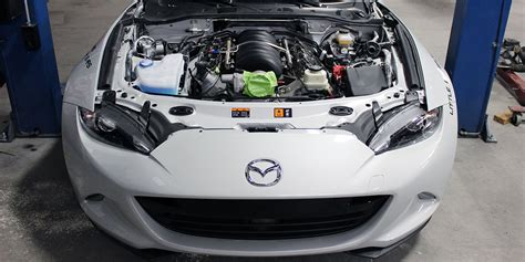 flyin miata nd v8 engine priced from 49 995 525 hp