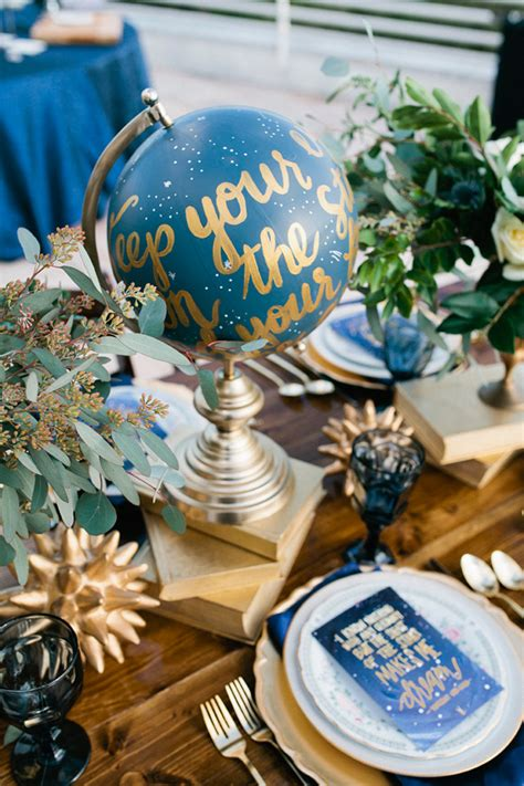 35 inspirational ideas to make a stunning starry wedding elegantweddinginvites