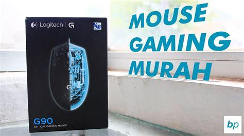 Mouse Logitech Gaming Murah mouse gaming logitech murah logitech g90 unboxing