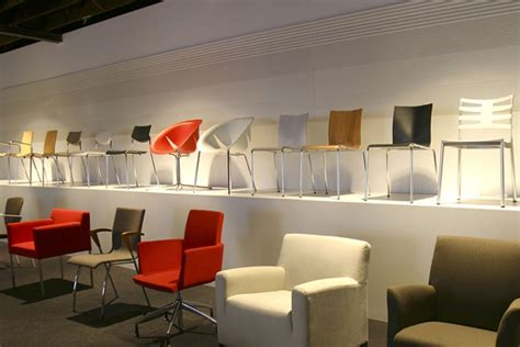 Office Chair Store Design Ideas Furniture Showrooms Furniture Showroom By Brendan Wong Design 187 Retail Design