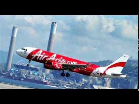 airasia youtube airasia flight qz 8501 from indonesia to singapore goes