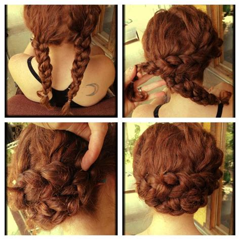 quick and easy hairstyles for really curly hair best 25 easy curly hairstyles ideas on pinterest