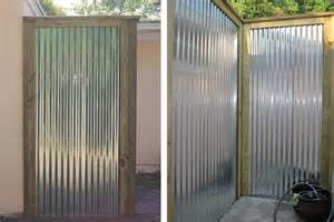 outdoor shower door outdoor shower hernando house
