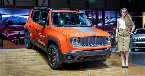 chrysler jeep renegade fiat chrysler starts jeep renegade production in china