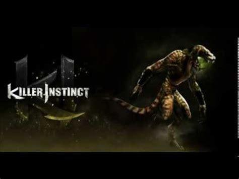 i hunt killers themes killer instinct soundtrack 2014 the hunt riptor theme
