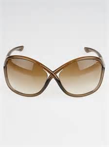 Frame Tomford525 tom ford brown frame gradient tint sunglasses yoogi s closet