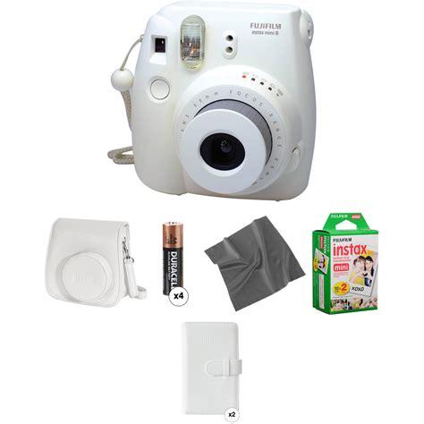 fujifilm instax mini 8 instant review fujifilm instax mini 8 instant pro kit white b h