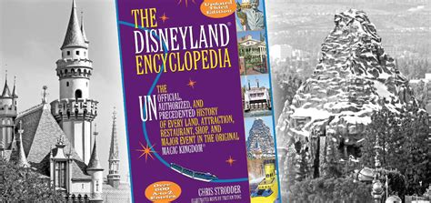 who knew disneyland books disneyland encyclopedia book review giveaway coaster101