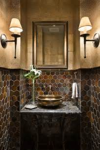 Powder Room Tiles Private Quarters