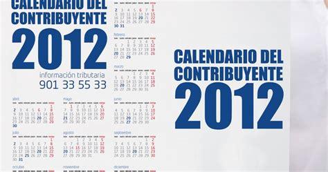 calendario del contribuyente enero 2011 calendario del contribuyente enero 2011