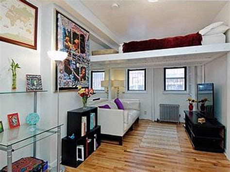 studio loft bed small condo with loft bed home design inside