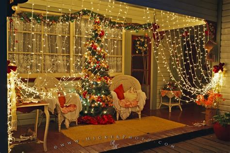 christmas lights display south island photo information